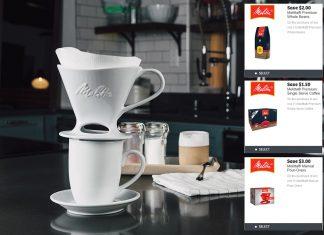 Melitta-Coffee-Coupons