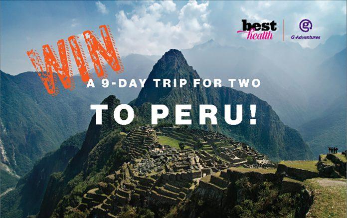 Best-Health-Mag-Peru-Contest