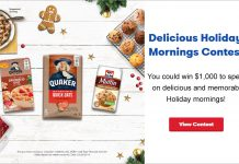 Tasty-Rewards-Holiday-Mornings-Contest
