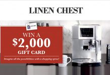Linen-Chest-Win-$2,000-Gift-Card