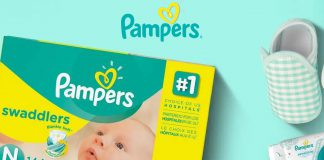 Pampers-Coupons