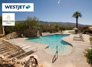 Westjet-Contests-Tucson-Vacation-Getaway
