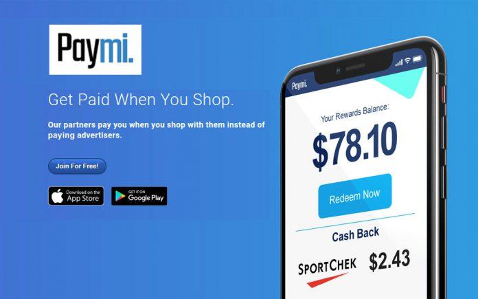 Paymi-Cash-Back-App
