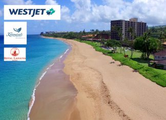 Westjet-Contests-Hawaii-Maui
