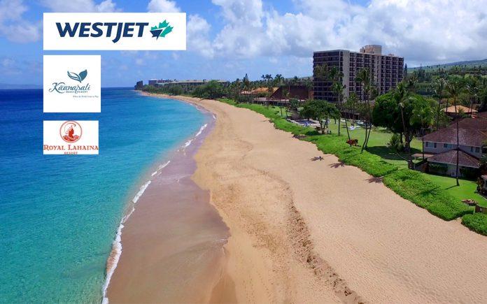 Westjet-Contests-Hawaii-Maui